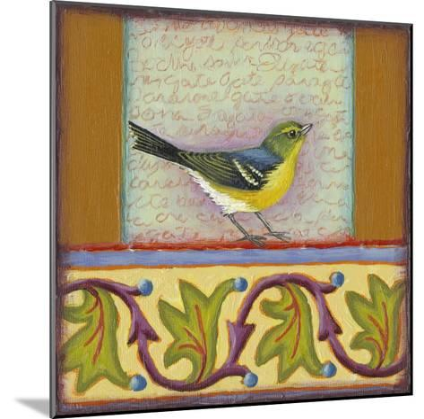 Small Bird-Rachel Paxton-Mounted Giclee Print