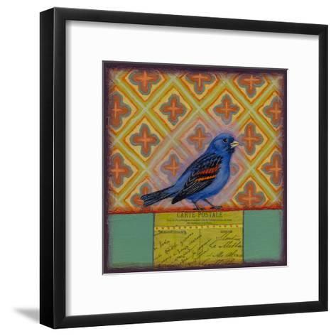 Grosbeak-Rachel Paxton-Framed Art Print