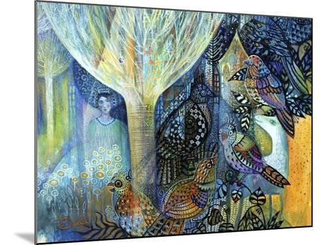 Fairy-Oxana Zaika-Mounted Giclee Print