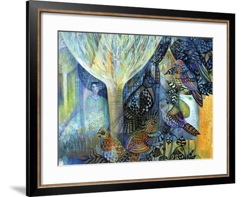Fairy-Oxana Zaika-Framed Art Print