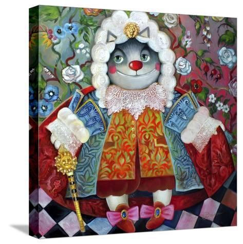 King-Oxana Zaika-Stretched Canvas Print
