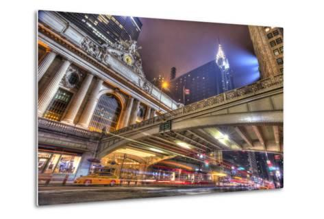 Grand Central-Moises Levy-Metal Print