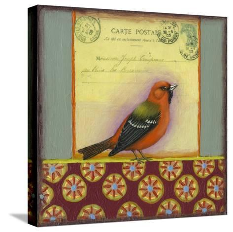 Small Bird-Rachel Paxton-Stretched Canvas Print