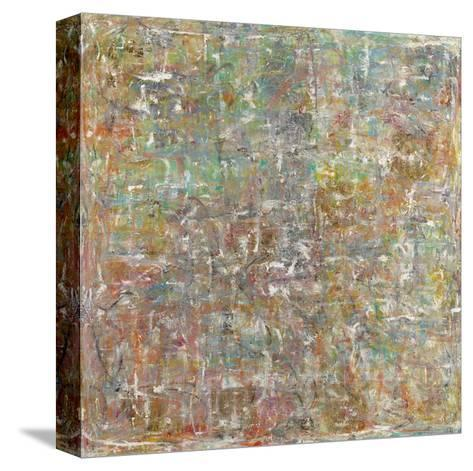 April- Sona-Stretched Canvas Print