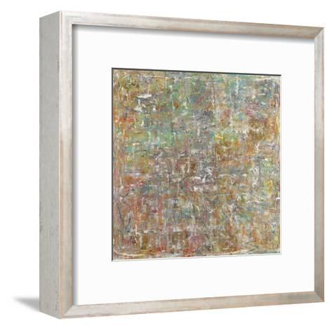April- Sona-Framed Art Print