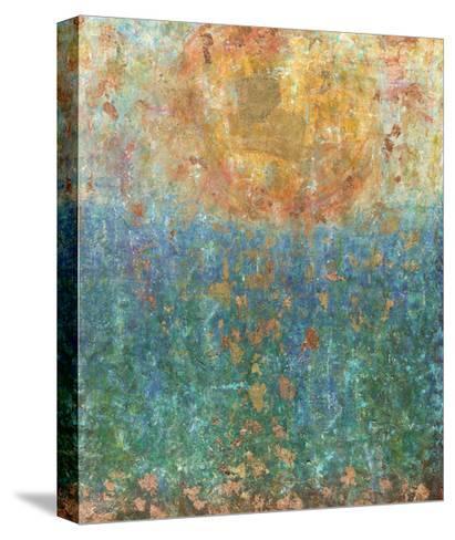 Corsica- Sona-Stretched Canvas Print