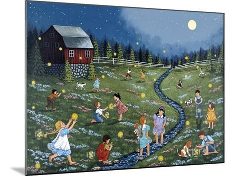 Chasing Moonbeams-Sheila Lee-Mounted Giclee Print