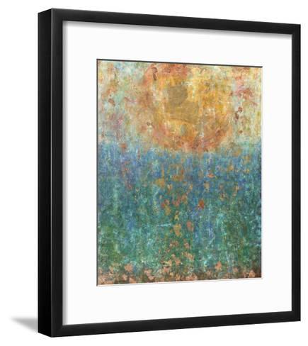 Corsica- Sona-Framed Art Print