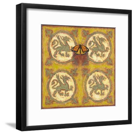Estate Monarch-Rachel Paxton-Framed Art Print