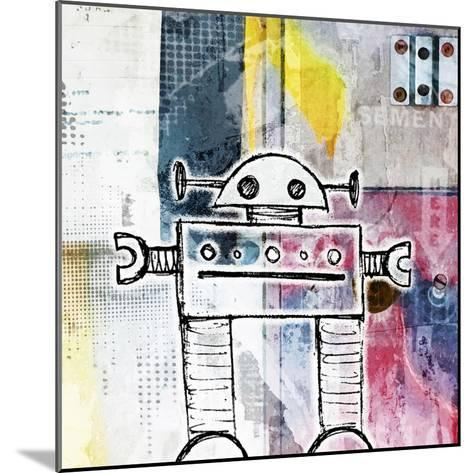 Small Bot-Roseanne Jones-Mounted Giclee Print
