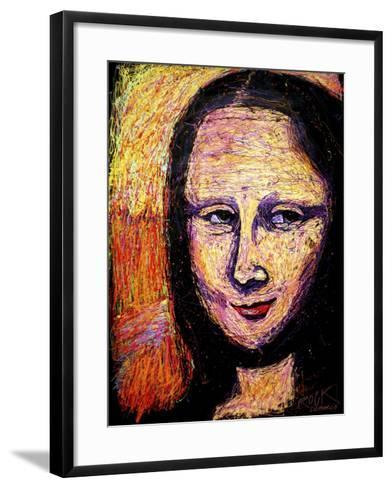 Mona 002-Rock Demarco-Framed Art Print