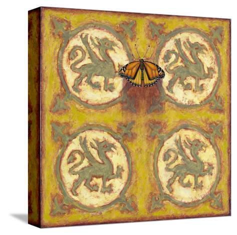 Estate Monarch-Rachel Paxton-Stretched Canvas Print