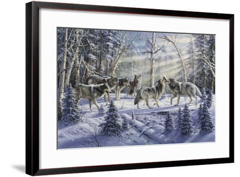 Kindred Spirits-R.W. Hedge-Framed Art Print