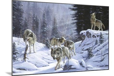 Final Call-R.W. Hedge-Mounted Giclee Print