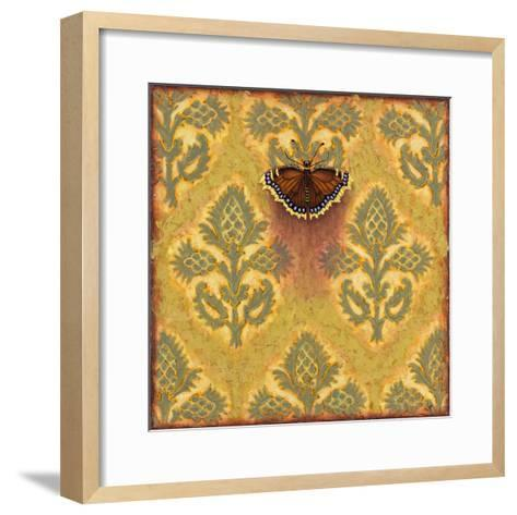 Allandale Mourning Cloak-Rachel Paxton-Framed Art Print