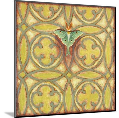Greenwood Lunar Moth-Rachel Paxton-Mounted Giclee Print