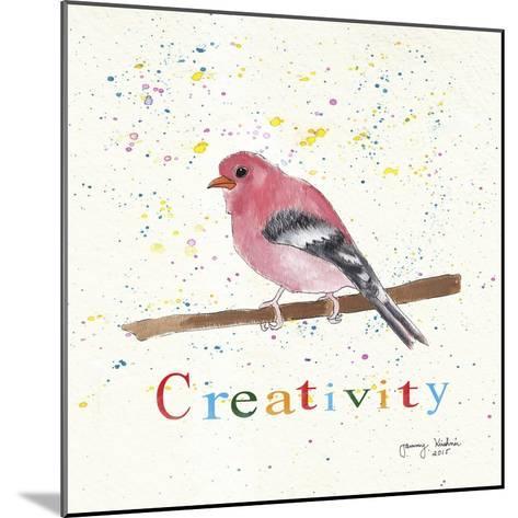 Creativity-Tammy Kushnir-Mounted Giclee Print