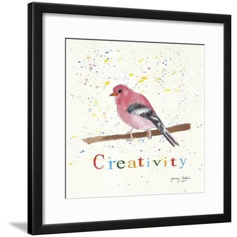 Creativity-Tammy Kushnir-Framed Art Print