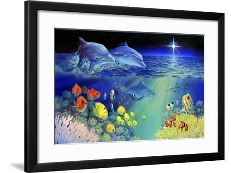Star-Tim Knepp-Framed Art Print