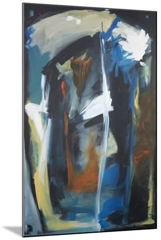 Cultural Project Improv 2-Tim Nyberg-Mounted Giclee Print