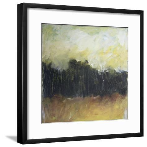 Late Summer Field-Tim Nyberg-Framed Art Print