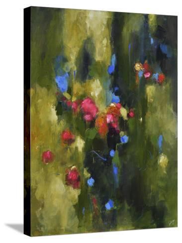 Eden's Garden-Solveiga-Stretched Canvas Print