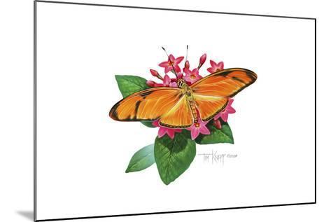 Julia Butterfly-Tim Knepp-Mounted Giclee Print