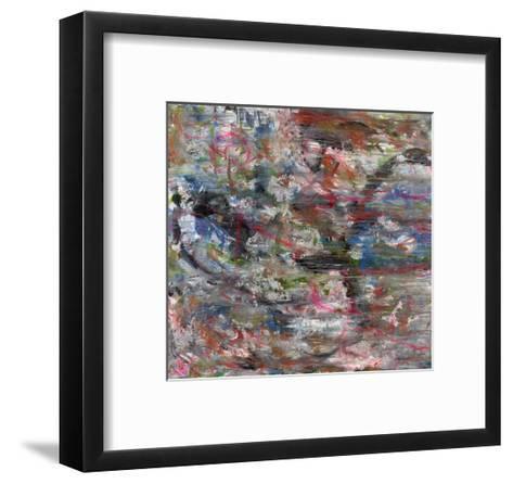 Karma Electric- Sona-Framed Art Print