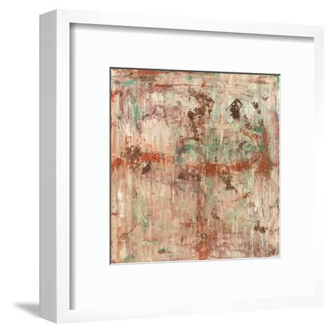 Santa Fe series #1- Sona-Framed Art Print