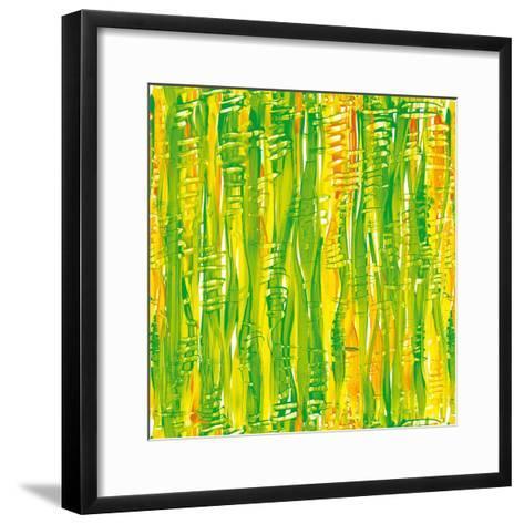 Abstract-Stessi-Framed Art Print