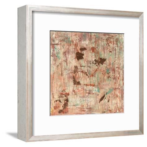 Santa Fe series #3- Sona-Framed Art Print