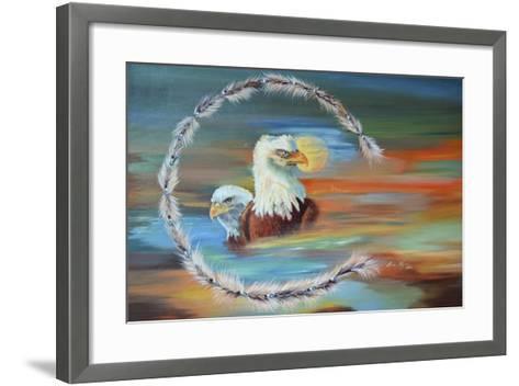 Dreamscape-Sue Clyne-Framed Art Print