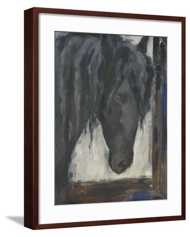 Hilandero-Solveiga-Framed Art Print