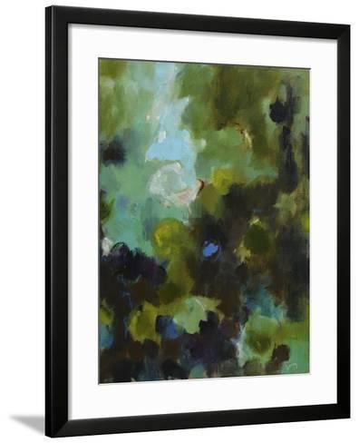 Green III-Solveiga-Framed Art Print