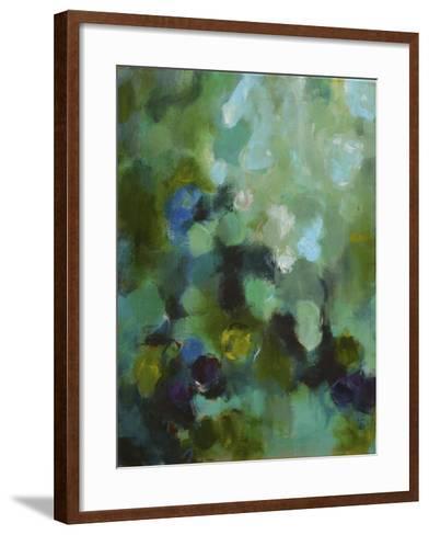Green I-Solveiga-Framed Art Print