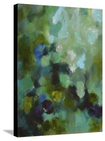 Green I-Solveiga-Stretched Canvas Print