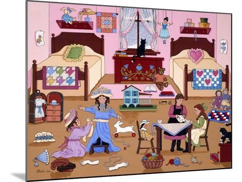 Child's Play for Girls-Sheila Lee-Mounted Giclee Print