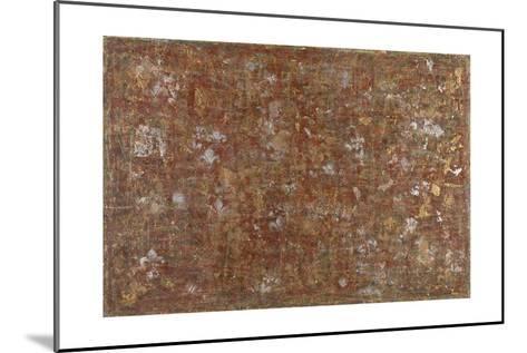 Shades of Siena- Sona-Mounted Giclee Print