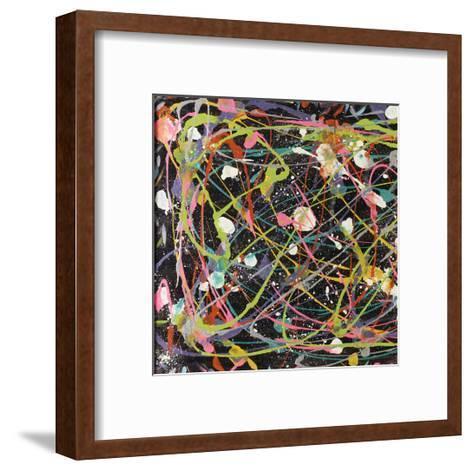 O.D. (Outter Darkness)- Sona-Framed Art Print