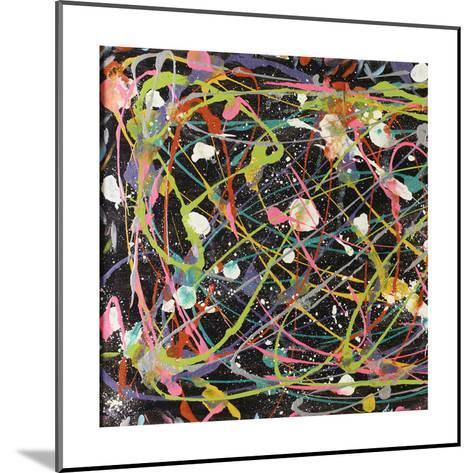O.D. (Outter Darkness)- Sona-Mounted Giclee Print