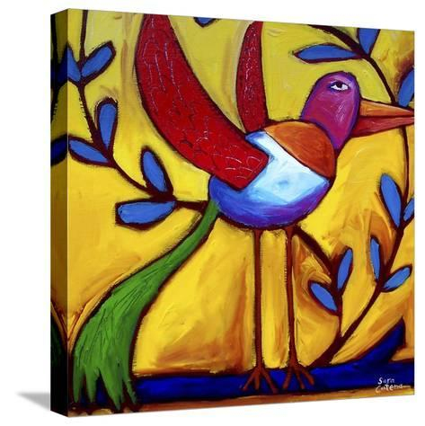 Ready to Fly-Sara Catena-Stretched Canvas Print