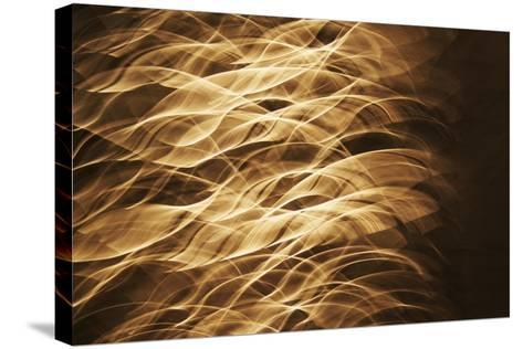 Poesia En Monocromo 10-Stessi-Stretched Canvas Print