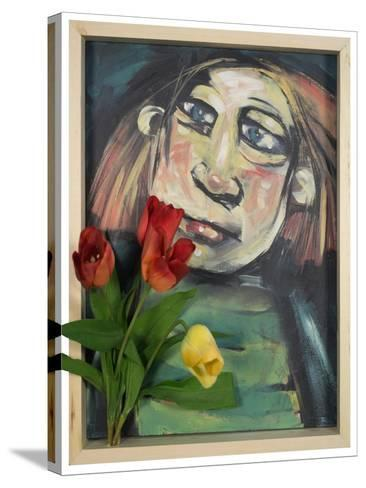 Flower Child-Tim Nyberg-Stretched Canvas Print