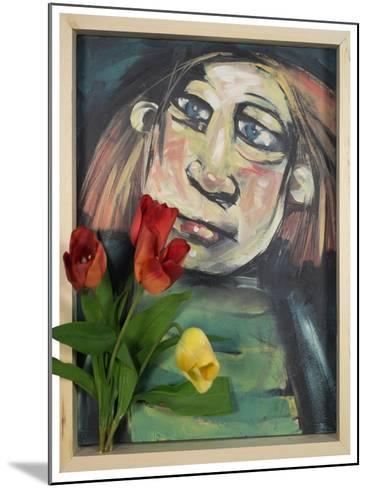 Flower Child-Tim Nyberg-Mounted Giclee Print