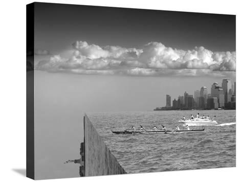 Very Sharp Left-Thomas Barbey-Stretched Canvas Print