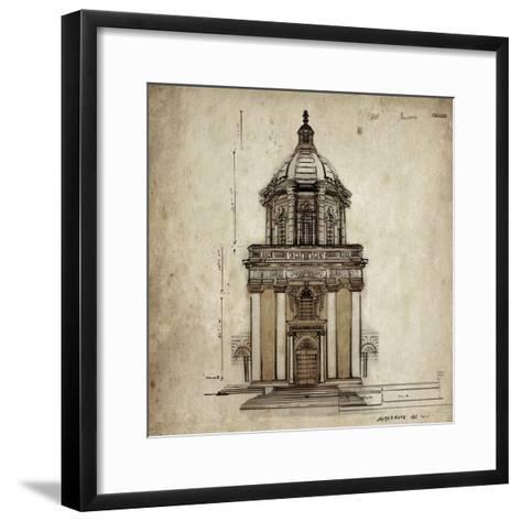 Homage to Howard-Sidney Paul & Co.-Framed Art Print