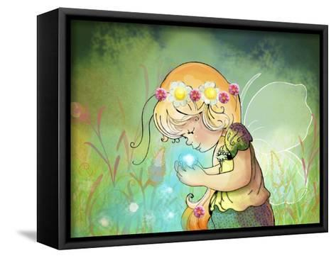 Seeds of Hope-Valarie Wade-Framed Canvas Print