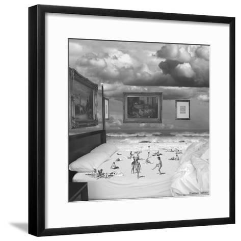 Wet Dreams-Thomas Barbey-Framed Art Print