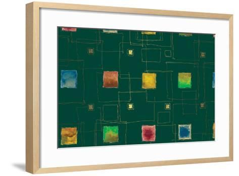 Abstract-Stessi-Framed Art Print