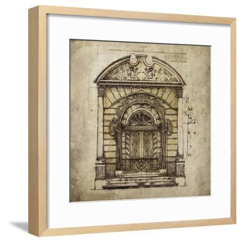 Door IV-Sidney Paul & Co.-Framed Art Print